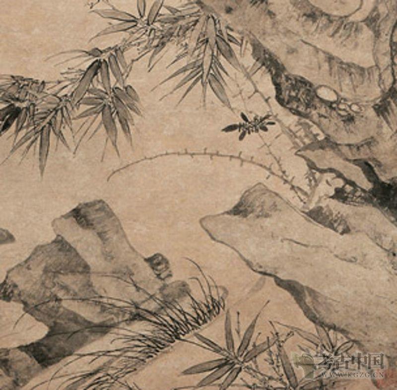 元代 · 起居平安图轴(天津博物馆)