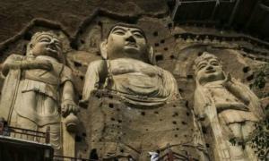 刘莉:为何宋以前丝绸之路上的大佛像多为弥勒佛?