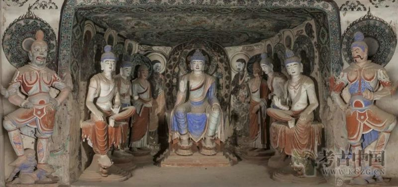 巫鸿:敦煌172窟《观无量寿经变》及其宗教礼仪和美术的关系