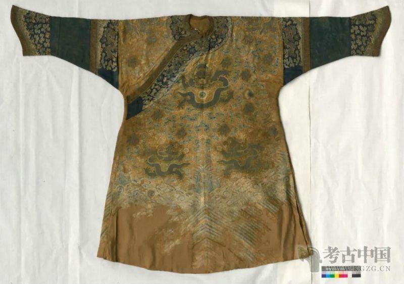 慈禧陵出土纺织服饰保护修复展(中国丝绸博物馆)