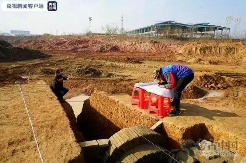 湖北:鄂州机场考古发现宝贝800余件 标本上万