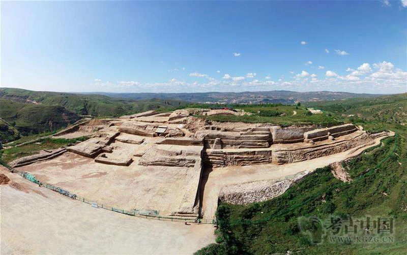 齐泽垚:石峁遗址——走进五帝时代的新入口