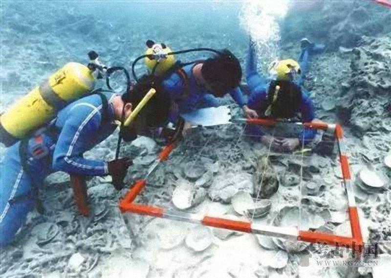 郑海鸥:孙键——我在水下做考古