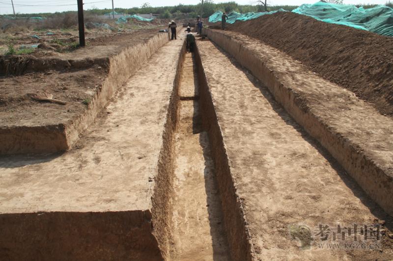 陕西:咸阳发现隋代王韶家族墓园