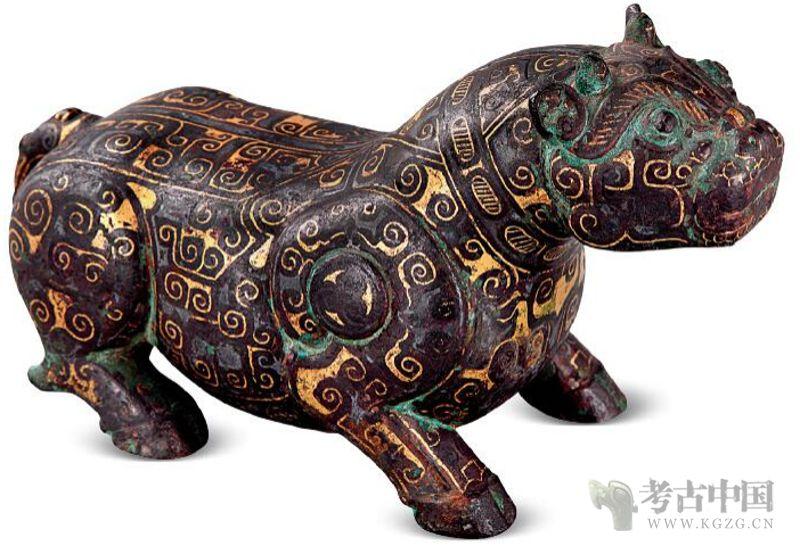 周蕾:隐秘的雄奇——中山国动物造型青铜器