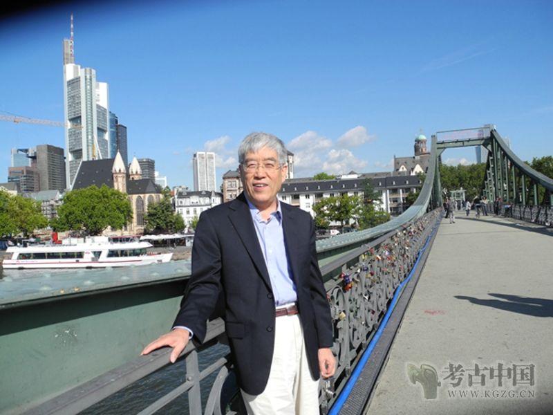 刘庆柱:我的学术自传与读书心得