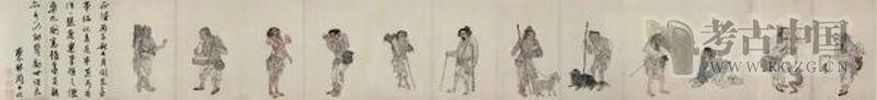 黄小峰:红尘过客——明代艺术中的乞丐与市井