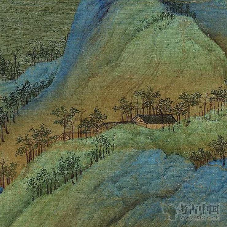 傅熹年:千里江山图中的北宋建筑
