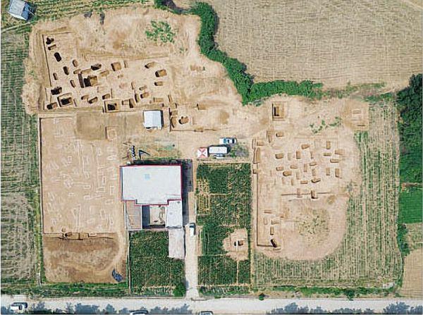 青铜时代 · 辛村卫国墓地