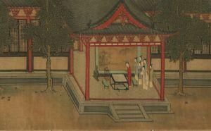 """故宫博物院:名迹文物里的七夕乞巧与""""拜双星"""""""