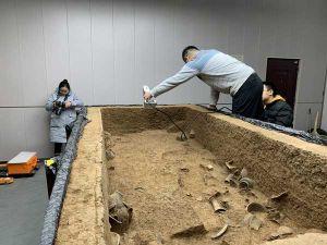 河南:二里头遗址发现一座高规格夏代墓葬