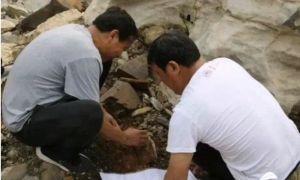 山东:沂水发现一处旧石器时期遗址 距今约3万年至5万年