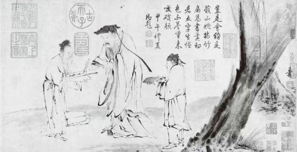 罗丰 :王羲之书迹在唐时期的传播