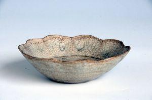 元代 · 影青莲瓣口碗(景德镇中国陶瓷博物馆)