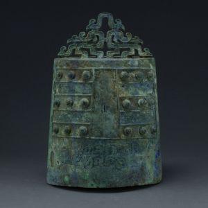 春秋 ·   蟠螭纹铜镈(深圳博物馆)