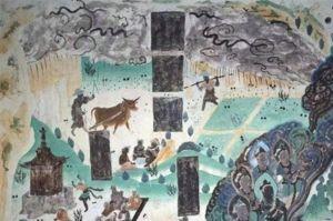 赵晓星:敦煌艺术里那些勤勉劳作的农夫、工匠与商人们