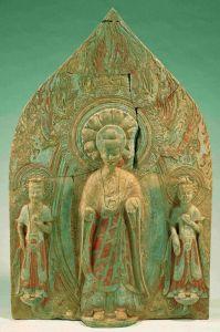 付卫杰:对青州七级寺出土一件背屏式造像时代的考证
