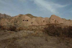 铁器时代 · 森木塞姆石窟