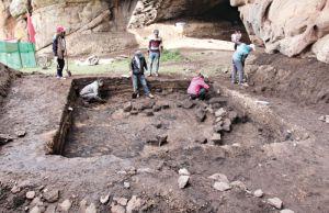 于建军:洞里乾坤——通天洞遗址考古发掘手记之一