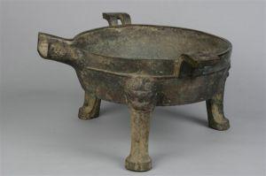 战国 · 楚王熊肯釶鼎(安徽博物院)