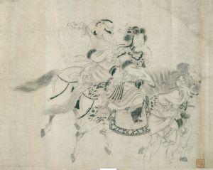 赵丰:金元时期《文姬归汉图》中的服饰与年代问题