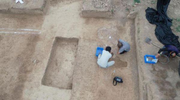 秦都咸阳城核心保护区发现石铠甲制作遗存
