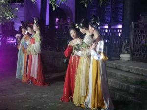 """浙江上演""""博物馆奇妙夜"""" 沉浸式体验传统文化"""