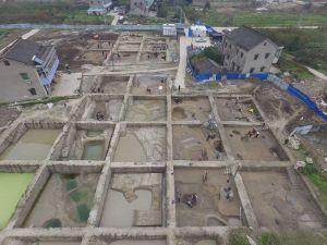 浙江:海宁达泽庙遗址考古发掘新收获