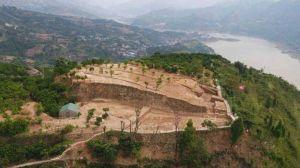 重庆:奉节白帝城遗址考古发掘出多朝代建筑遗存