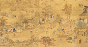 小犀:《太平风会图》《杭州四季风俗》呈现古代风俗