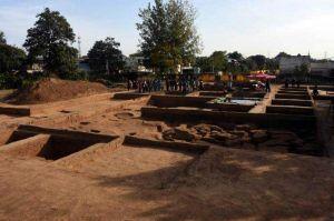 河南:裴李岗遗址最新测年距今8000年前后 发现旧石器晚期遗存