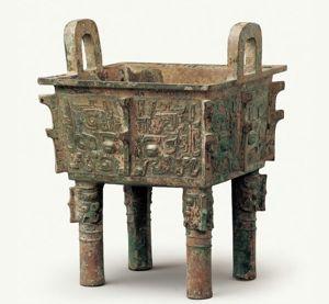 青铜时代 · 白草坡西周墓