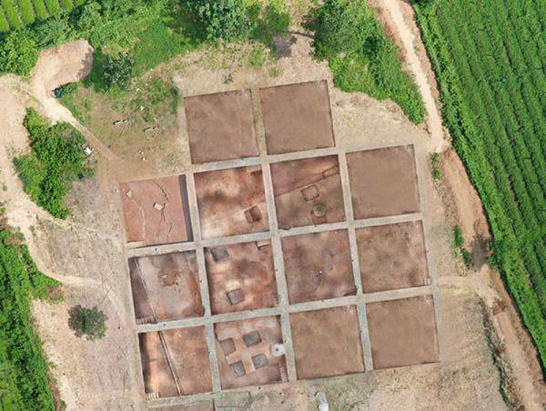 浙江绍兴宋六陵二号陵园考古发掘再获重要成果