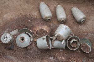 陕西:2020年发掘古墓3000多座