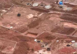 湖南:长沙闹市一中学内发现古墓群来自战国至宋代