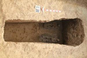 河南:焦作孟州悦龙府项目考古发掘