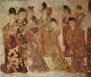 蔡昌林:壁画背后的李唐秘史