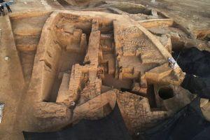 新疆:西域都护府遗址群考古取得重要进展