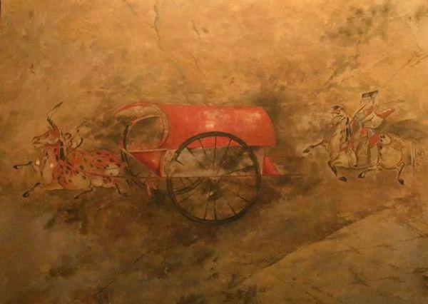 铁器时代 · 辽阳汉壁画墓