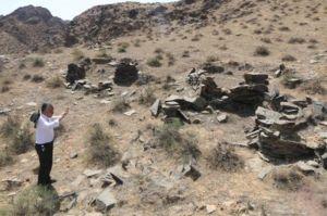宁夏中卫发现分布有岩画的原始聚落遗址