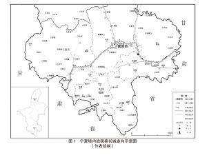 宁夏战国秦长城布防特征探析