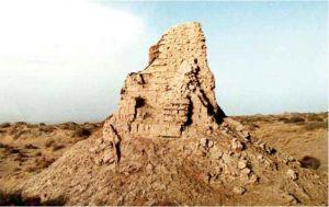 新疆:尉犁县克亚克库都克烽燧遗址出土700多件唐代纸文书和木牍