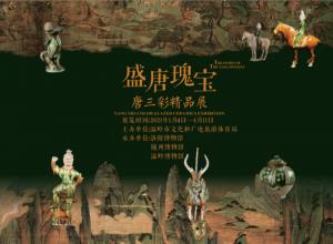 洛阳博物馆:盛唐瑰宝——唐三彩精品展
