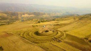 内蒙古:发掘1500多年前的北魏皇帝祭天遗址