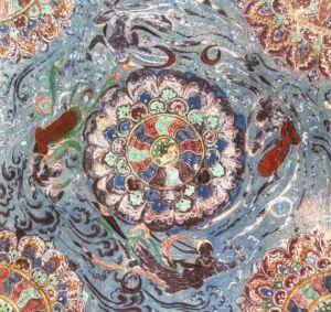莫高窟:敦煌壁画的风格特征与色彩语言