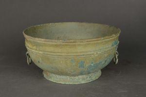 汉代 ·  青铜簋(吴中博物馆)