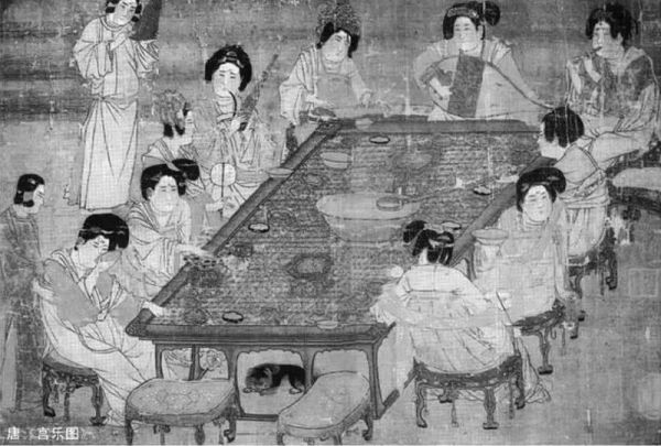 乐素娜:唐画中的煮茶场景及茶具文物考