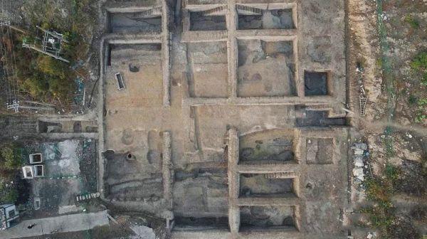 浙江德清中初鸣良渚文化制玉作坊遗址群2019年度考古勘探和发掘收获