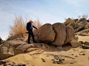 内蒙古长城资源扩容 阿拉善共发现14处烽燧遗址