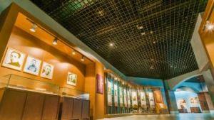 青岛市博物馆暂停开放